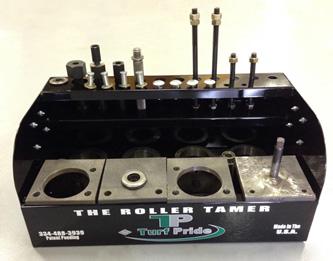 Roller Tamer by Turf Pride
